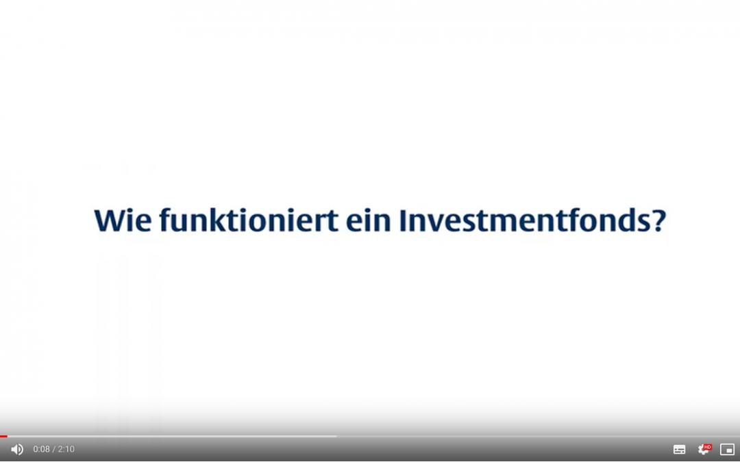 Wie funktioniert ein Investmentfonds?